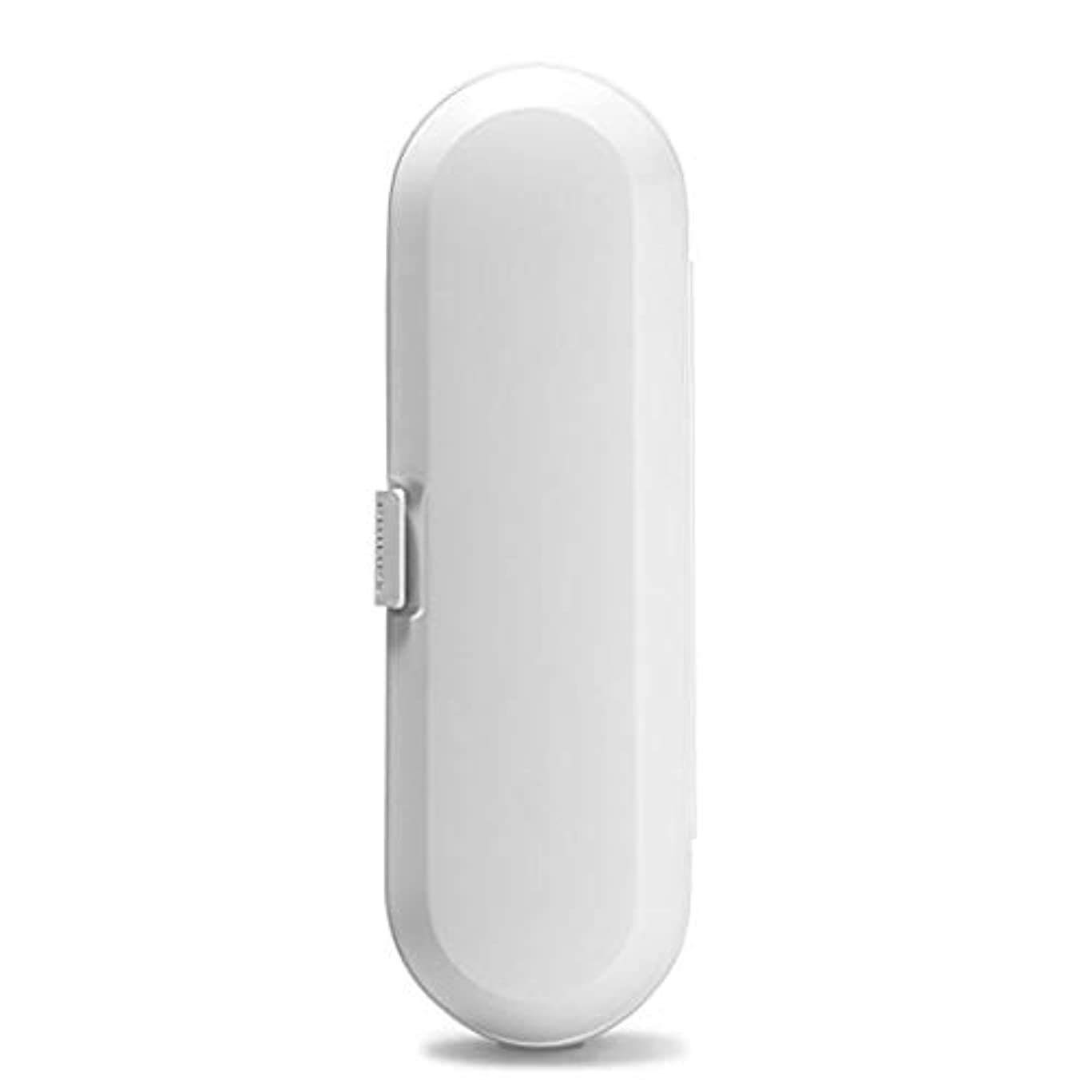 祭りソーシャルリーダーシップPhilips Sonicare Flexcare & Healthy White Plastic Travel Case by Philips [並行輸入品]