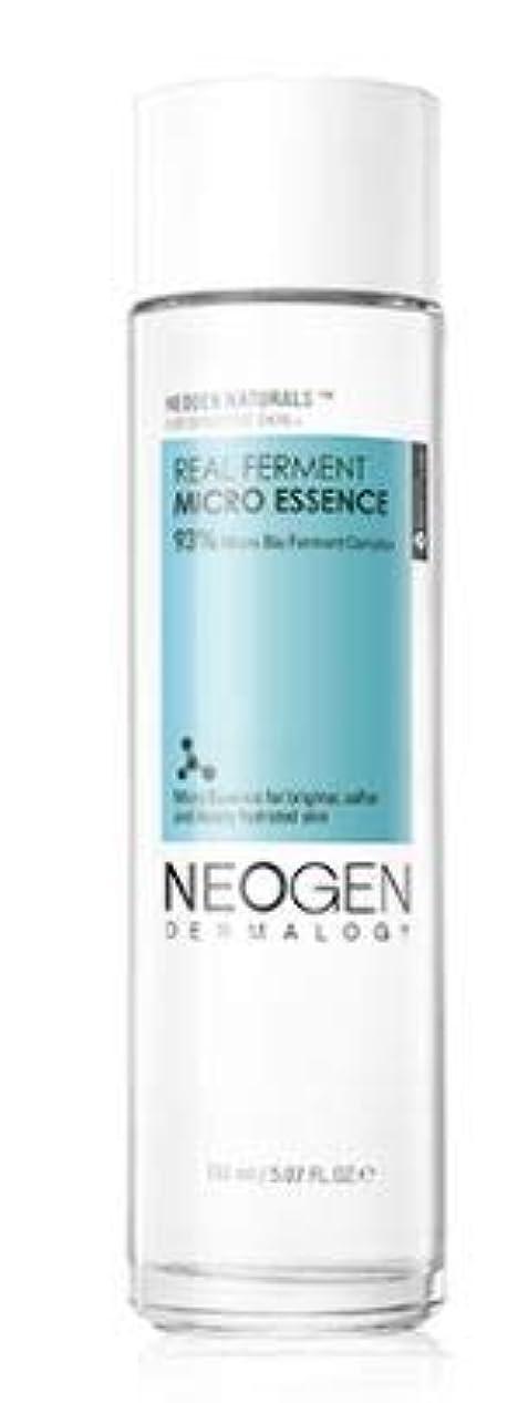 時折宿泊施設増幅器[NEOGEN] Real Ferment Micro Essence 150ml / [ネオゼン] リアルファーメントマイクロエッセンス [並行輸入品]