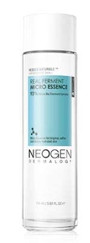 クッション準備したハブブ[NEOGEN] Real Ferment Micro Essence 150ml / [ネオゼン] リアルファーメントマイクロエッセンス [並行輸入品]