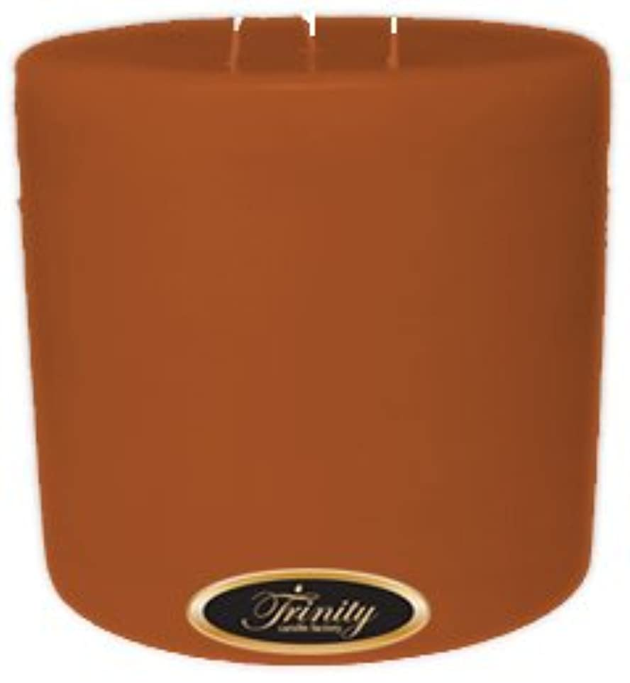 適用するイタリアのの量Trinity Candle工場 – Patchouli – Pillar Candle – 6 x 6