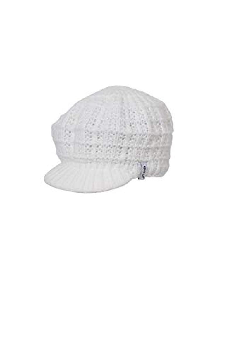彼はビットスカートphenix(フェニックス) レディース スキー 帽子 Sleet Casquette ホワイト サイズ:F