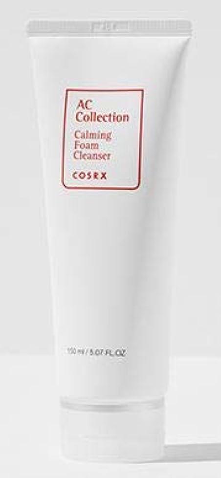 海港申込み外国人[COSRX] AC Collection_Calming Foam Cleanser150ml /エーシーコレクションカミングフォームクレンザー150ml [並行輸入品]