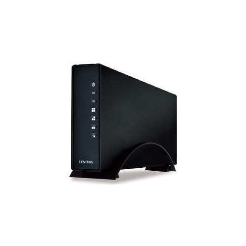 センチュリー シンプルNAS BOX PLUS+ CSS35NASP