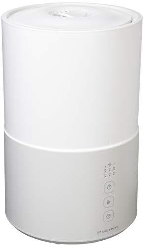 ドウシシャ 加湿器 超音波式 上部給水型 お手入れ簡単 ホワイト ピエリア KWT-302WH