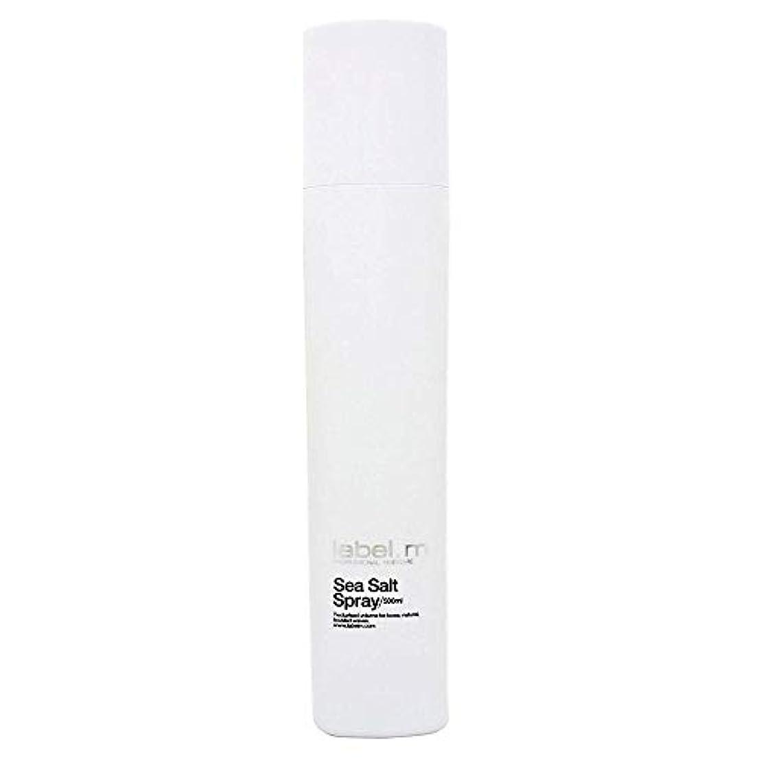カウントアップ醸造所鼻Toni & Guy Label.m海塩スプレー、500ミリリットル(16.9 OZ) 16.9オンス