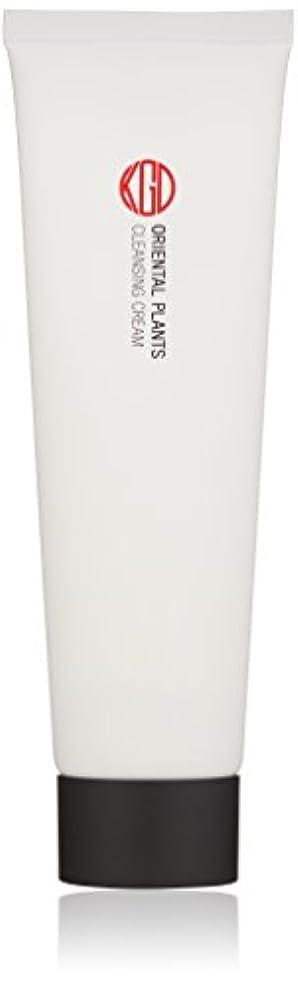 不良乳白色理容室江原道(コウゲンドウ) オリエンタルプランツ 五能クレンジングクリーム