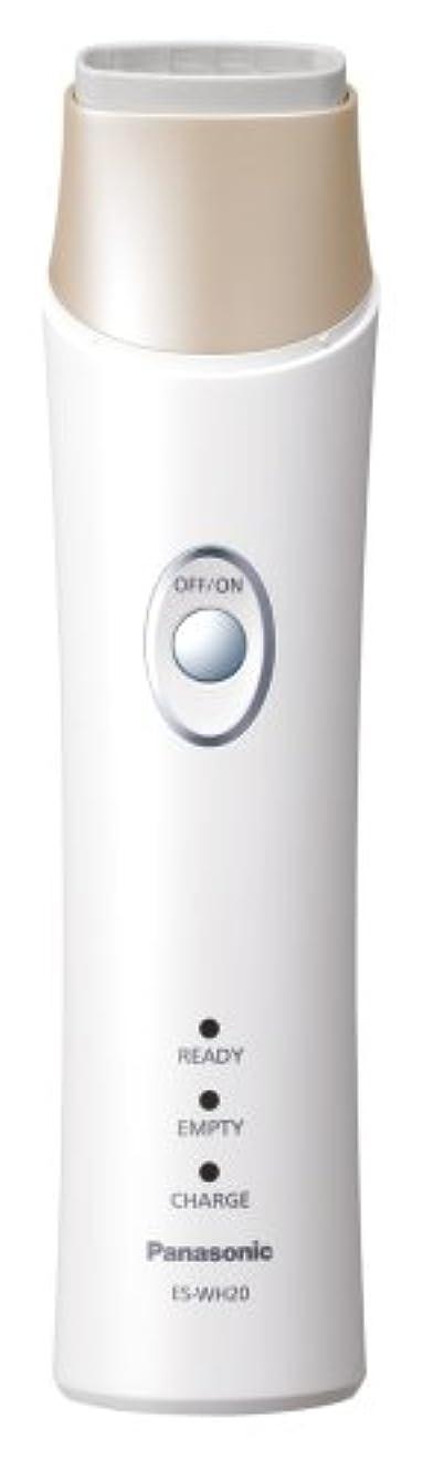 パナソニック 光エステ 光美容器 ワキ専用 白 ES-WH20-W
