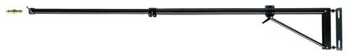 Manfrotto ブーム ウォールブーム黒 120cm-210cm 098B