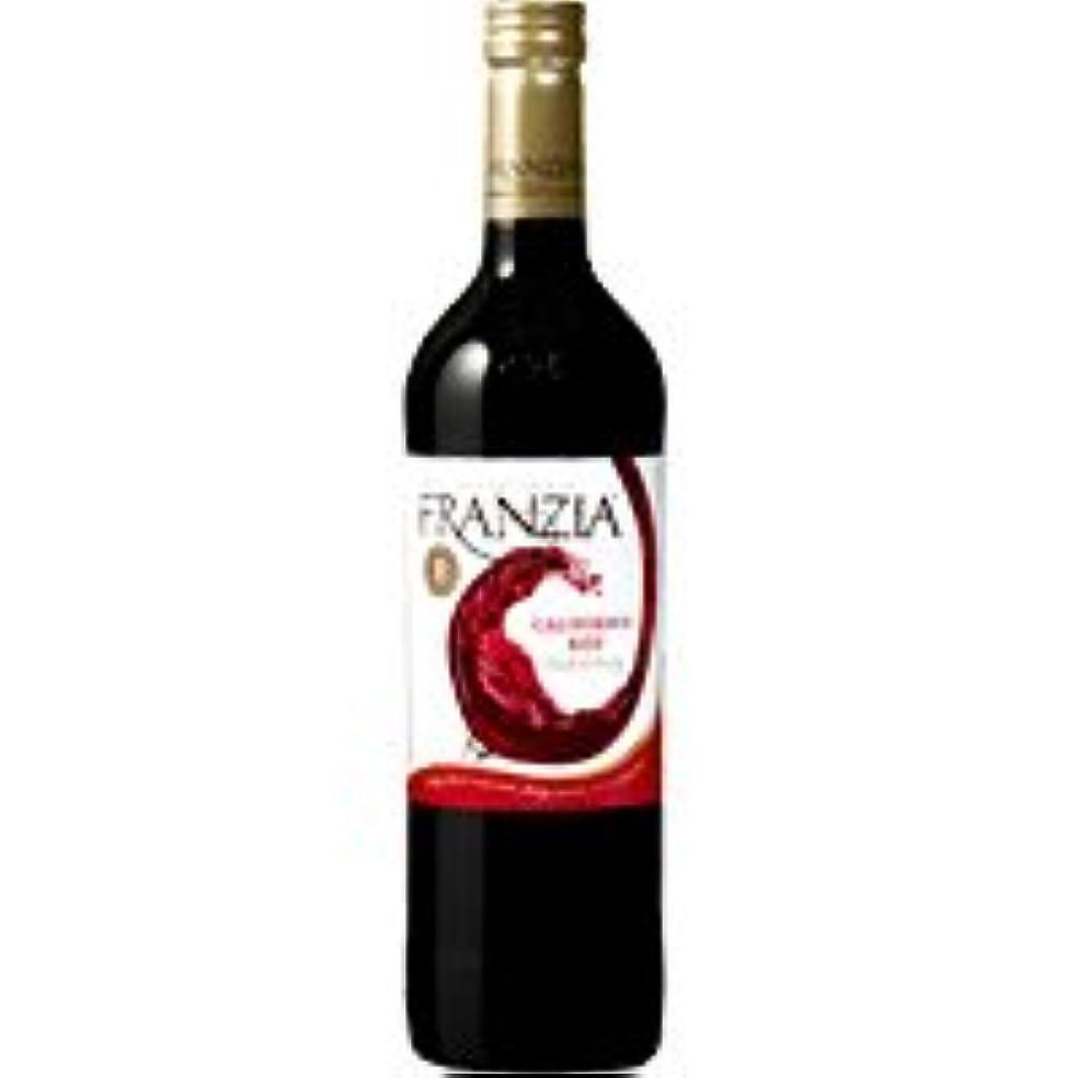 ペッカディロリズムストラップフランジア 赤 750ml瓶(スクリューキャップ) 750ML 1本