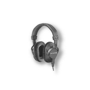 Beyerdynamic DT-250-250OHM Lightweight Closed Dynamic Headphone for Broadcast and Recording Applications, 250 Ohms ヘッドホン(イヤホン)【並行輸入品】