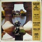 【※CDではありません】「クリーヴランド音楽協会のコンサート」プーランク:歌曲集「ある日ある夜」オブライアン:4手pfのための「AMBAGES」,他【中古LP】