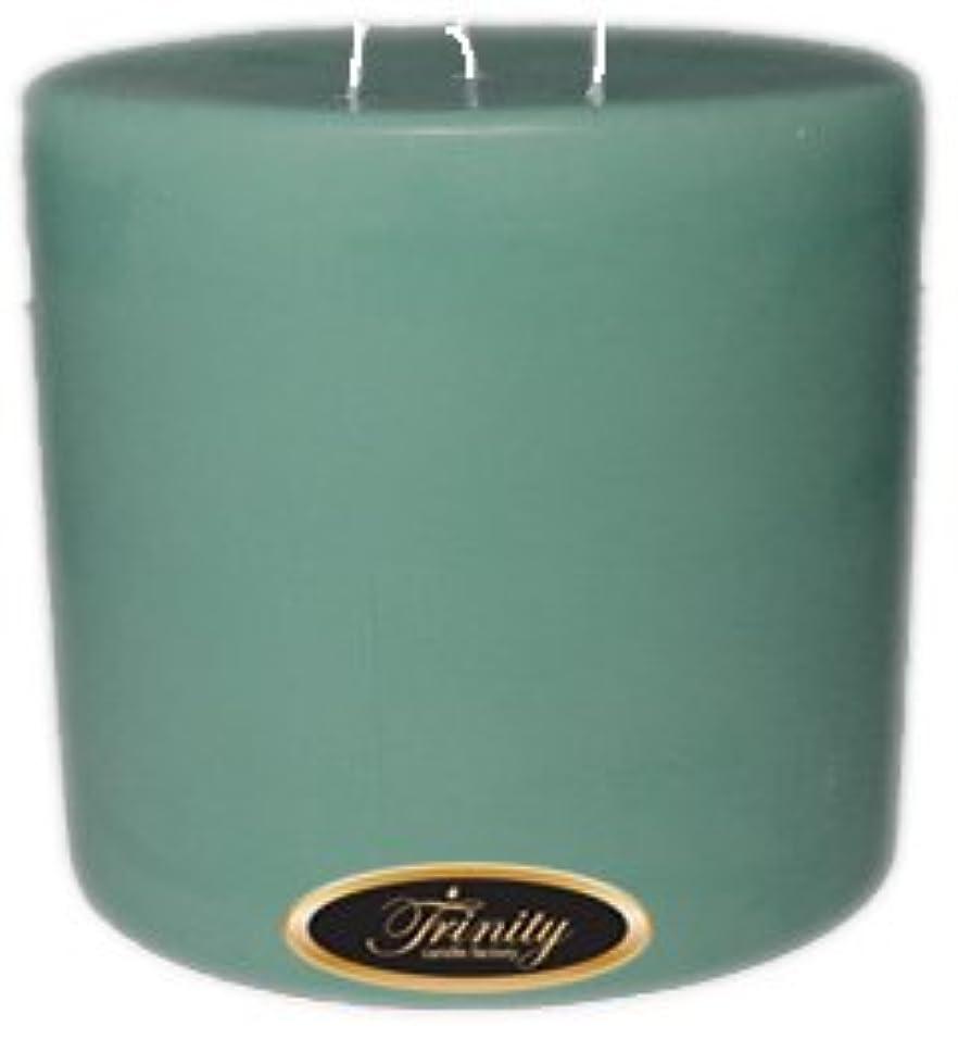 西遺伝子あからさまTrinity Candle工場 – Morning Mist – Pillar Candle – 6 x 6