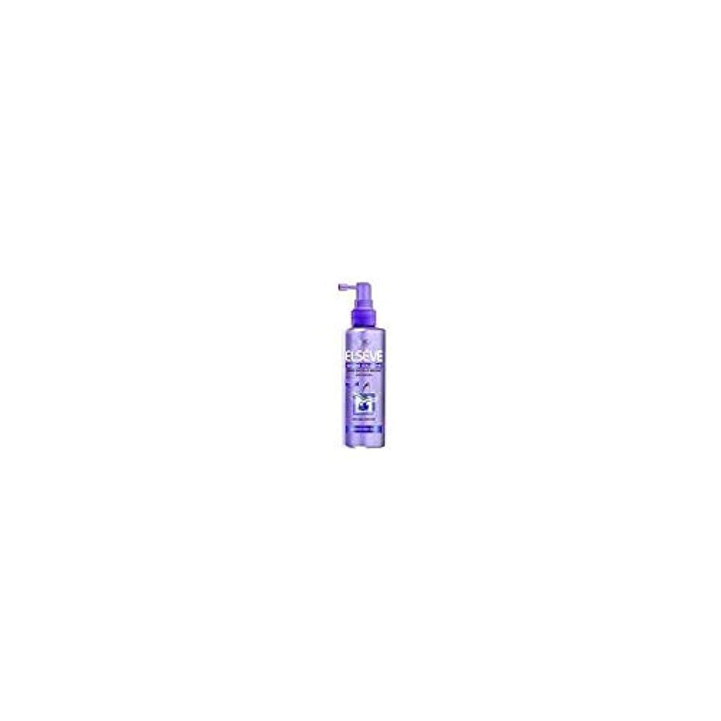敬礼雑草昼間ELSEVE - Spray décolle racines - Volume collagene 200ml