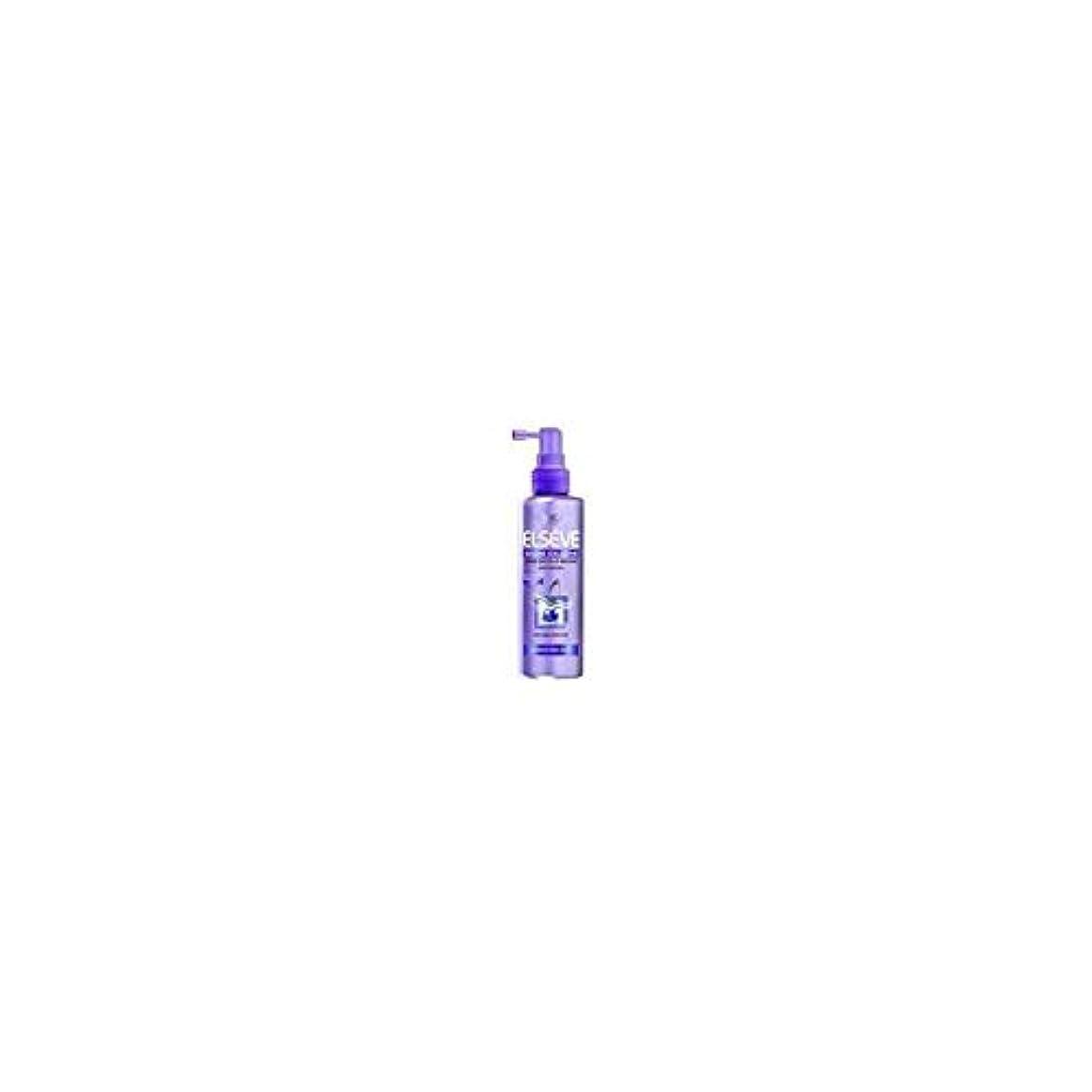 低下かすれた通路ELSEVE - Spray décolle racines - Volume collagene 200ml