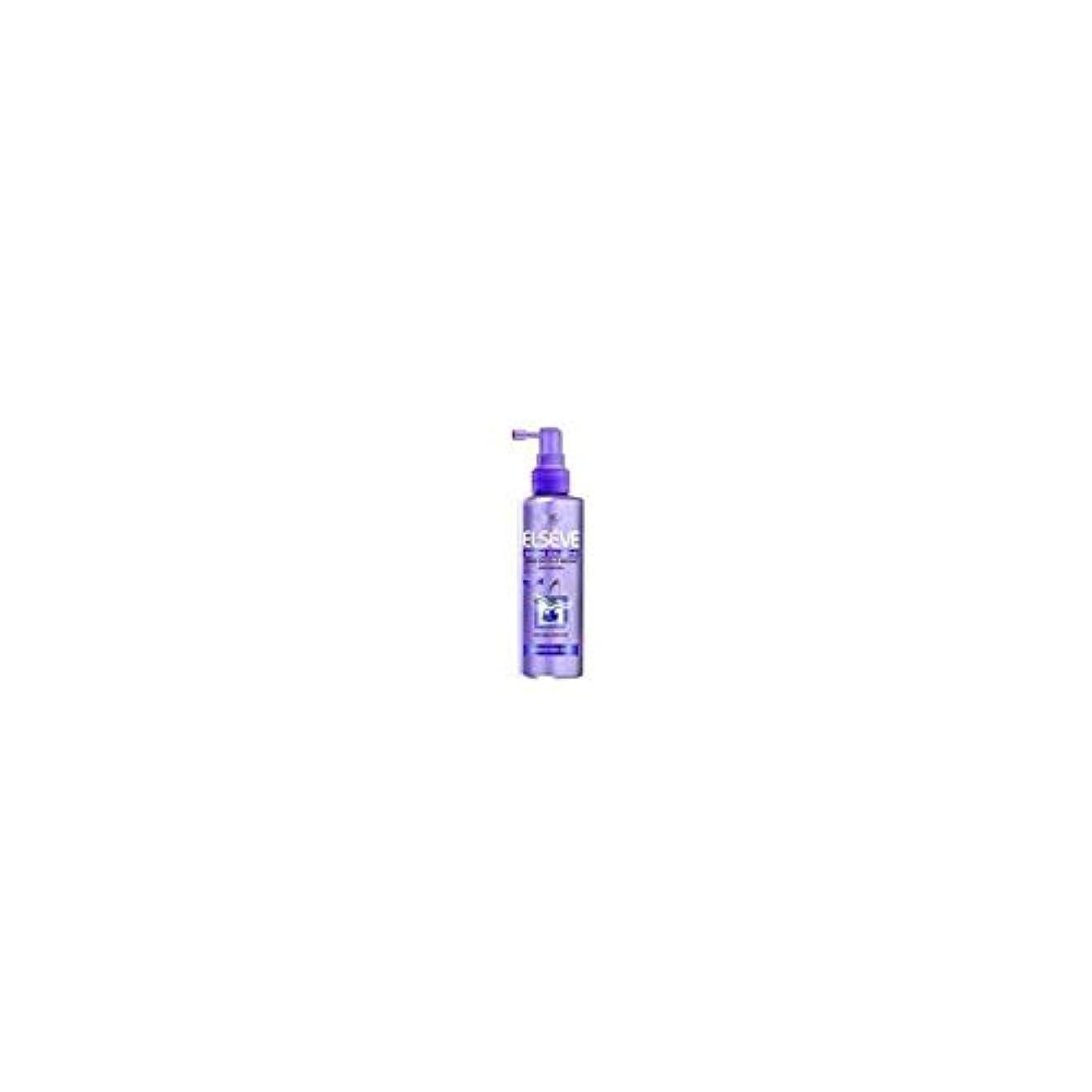 マイコン使役不健康ELSEVE - Spray décolle racines - Volume collagene 200ml
