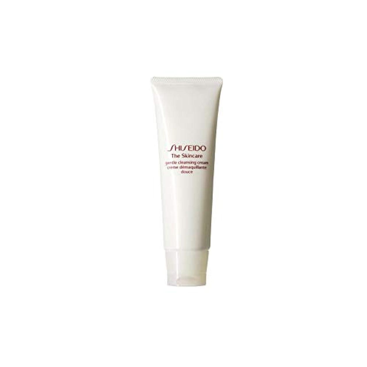 立法厚さ摂動[Shiseido ] 資生堂スキンケアの必需品ジェントルクレンジングクリーム(125ミリリットル) - Shiseido The Skincare Essentials Gentle Cleansing Cream (...