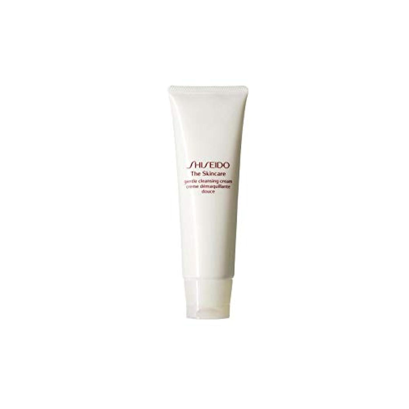 鳥サルベージデンマーク[Shiseido ] 資生堂スキンケアの必需品ジェントルクレンジングクリーム(125ミリリットル) - Shiseido The Skincare Essentials Gentle Cleansing Cream (...