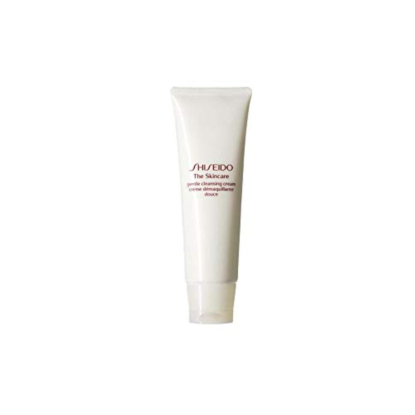甲虫全部複製する[Shiseido ] 資生堂スキンケアの必需品ジェントルクレンジングクリーム(125ミリリットル) - Shiseido The Skincare Essentials Gentle Cleansing Cream (...
