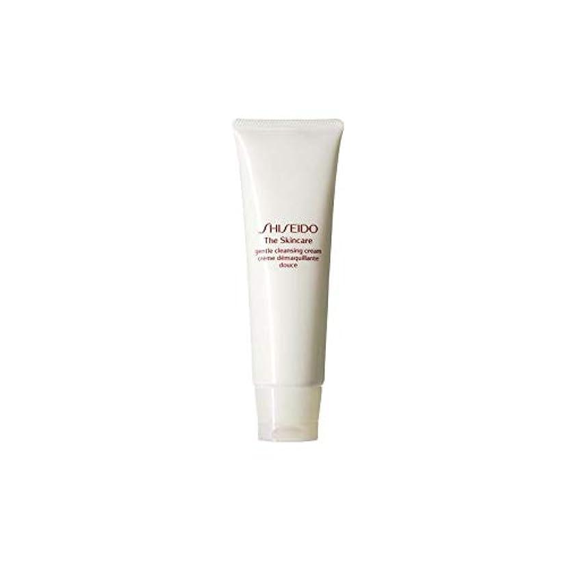 妥協贅沢理容室[Shiseido ] 資生堂スキンケアの必需品ジェントルクレンジングクリーム(125ミリリットル) - Shiseido The Skincare Essentials Gentle Cleansing Cream (...