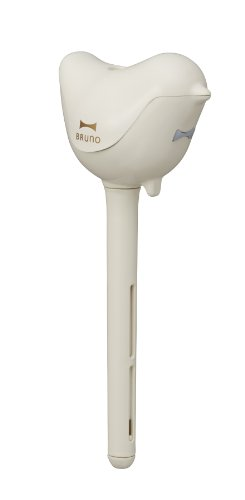 BRUNO パーソナル超音波加湿器 BIRD STICK アイボリー BDE009-IV
