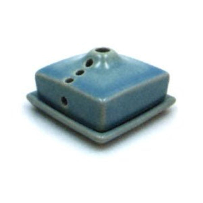 電子レンジ拡張達成する響き香台 包 スクエア ブルー