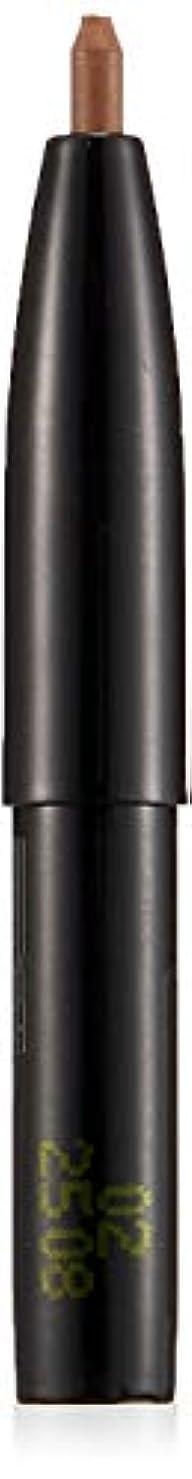 水っぽい持続的組み合わせKANEBO(カネボウ) カネボウ ペンシルアイブラウ 02 Neutral Brown アイブロウ