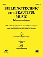 Alfred 00-EL01059 Building Technic With Beautiful Music- Book III - Music Book