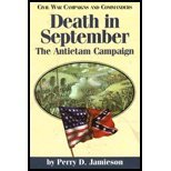 Death in September: The Antietam Campaign (Civil War Campaigns and Commanders)