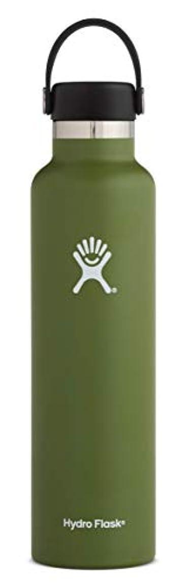 詐欺師第九ラテンHydro Flask(ハイドロフラスク) HYDRATION_スタンダード_24oz 709ml 08オリーブ 5089015 24oz