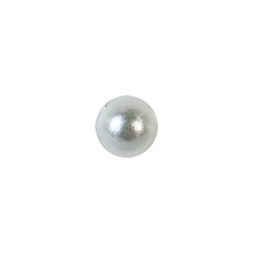 認識塊罰するピアドラ パール 3mm 50P ホワイト