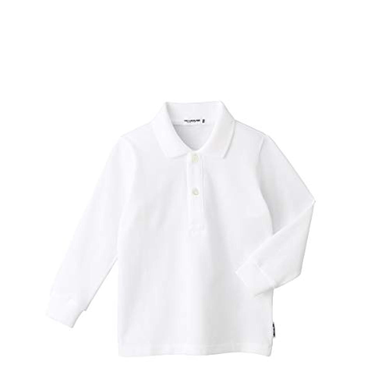 ミキハウス (MIKIHOUSE) ポロシャツ 30-5513-362 120cm 白
