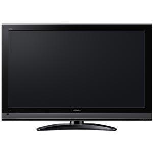 日立 50V型地上・BS・110度CSデジタルフルハイビジョンプラズマテレビWooo(320GB HDD内蔵+iVDRスロット 録画機能付) P50-XP05