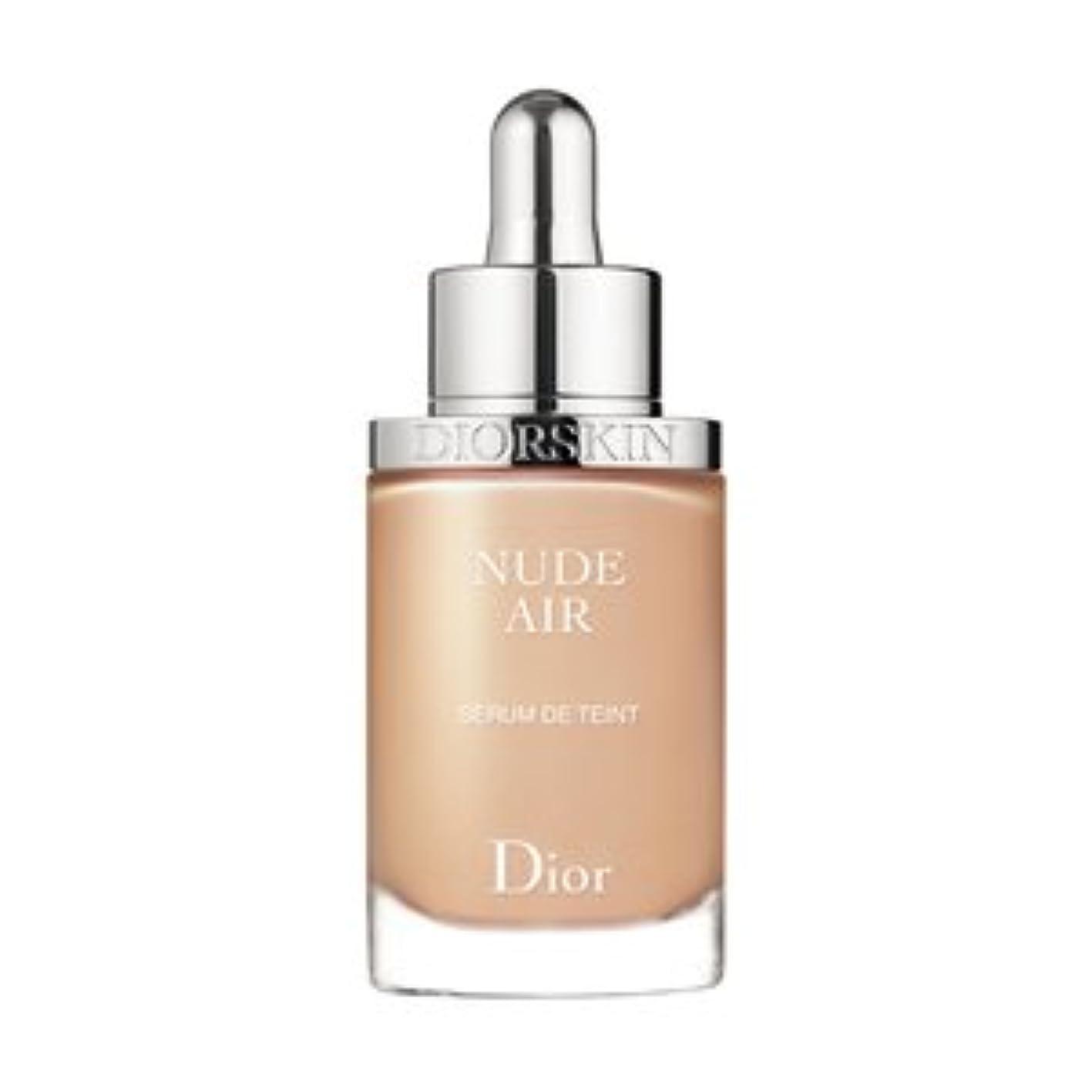 鋸歯状アーカイブ早熟Dior ディオールスキン ヌード エアー フルイド 30ml #020(ライトベージュ) リキッドファンデーション