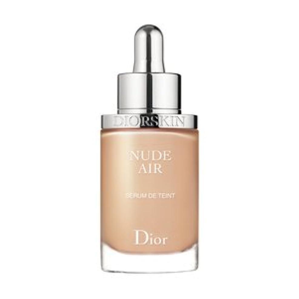 比率トースト時間Dior ディオールスキン ヌード エアー フルイド 30ml #020(ライトベージュ) リキッドファンデーション