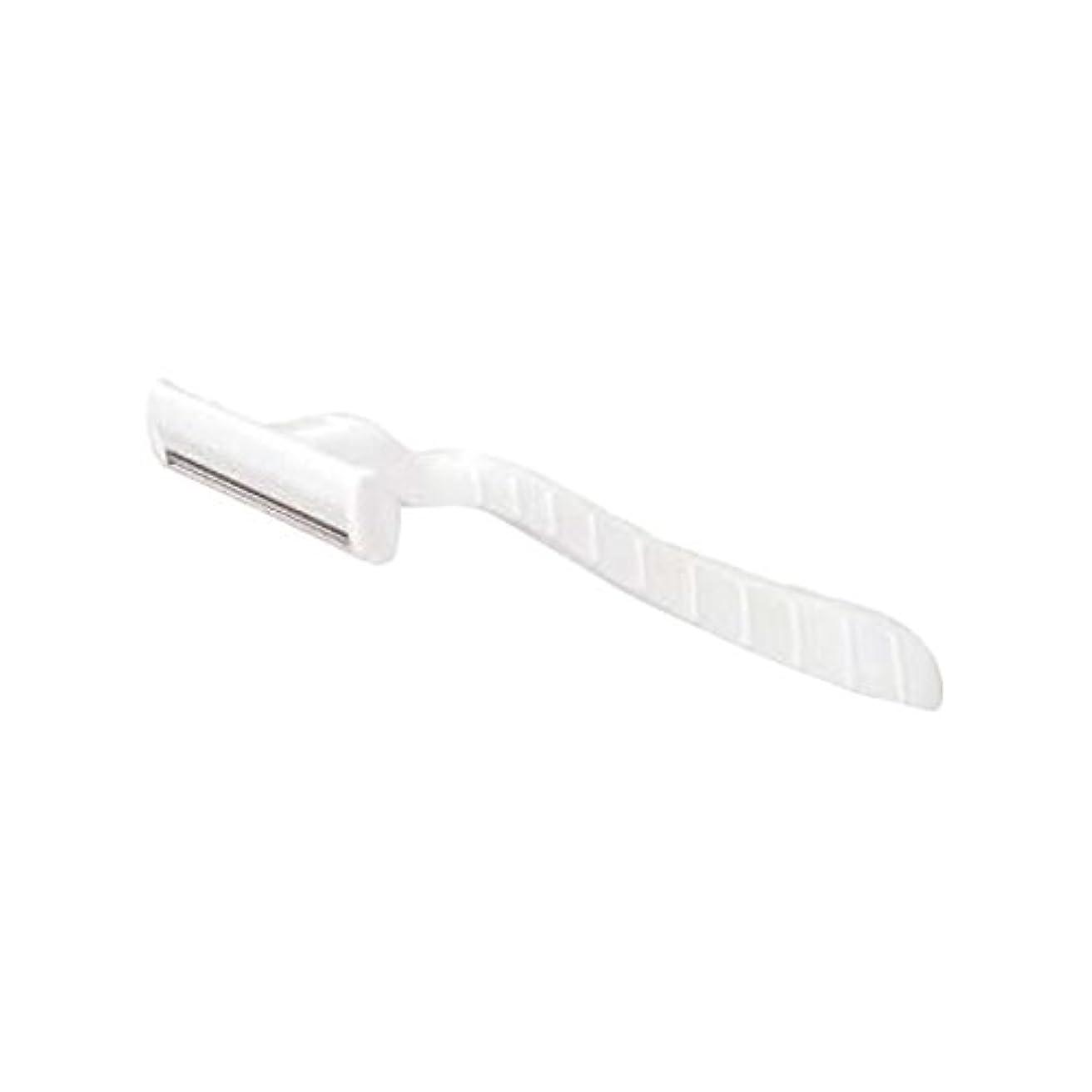 革新時期尚早南西ホテル業務用シックカミソリ2枚刃(白)OP袋入 100本