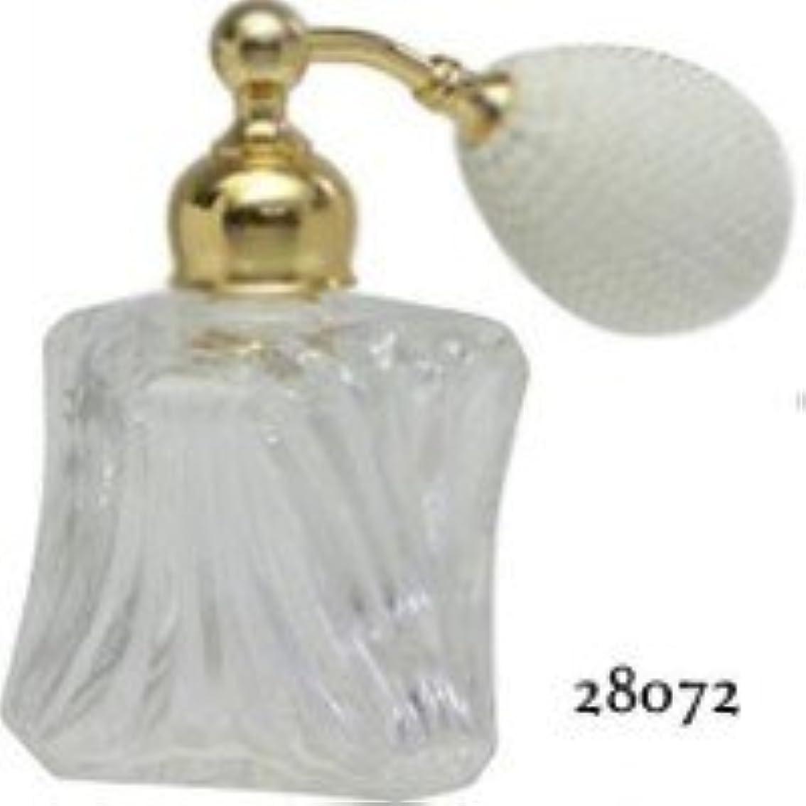 偉業送るピアースドイツ製クリスタル香水瓶リードクリスタル 長
