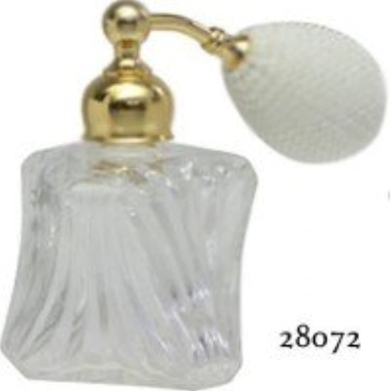 実り多い怒り戸口ドイツ製クリスタル香水瓶リードクリスタル 長