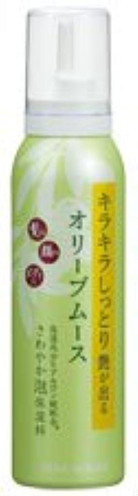 部分的に水素届けるオリーブマノンオリーブムース150g×6個