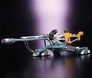 혼SPEC 에반게리온 초호기(신극장판)전용 포지티브 트론 라이플&G형 장비-