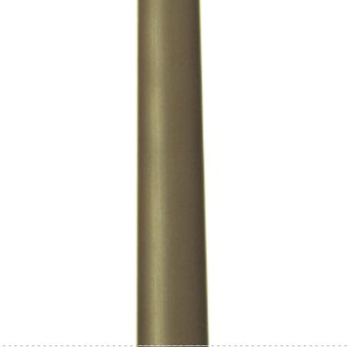 生活ほとんどの場合プログレッシブテーパーキャンドル クラッシー マルーン 蝋燭