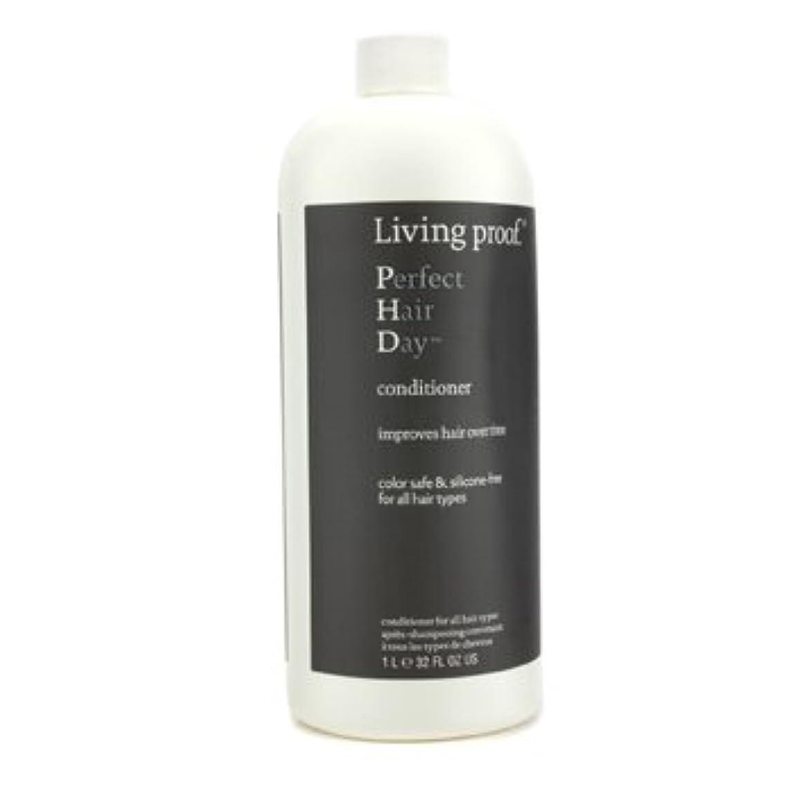 狂気リッチチェリー[Living Proof] Perfect Hair Day (PHD) Conditioner (For All Hair Types) 1000ml/32oz