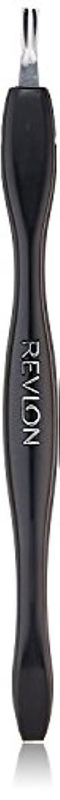 嫌悪満員できたRevlon (レブロン) 甘皮カッター キューティクル トリマー (Model 16610) [並行輸入品]