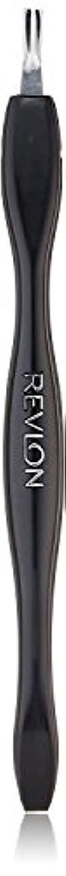 達成するコマース炎上Revlon (レブロン) 甘皮カッター キューティクル トリマー (Model 16610) [並行輸入品]