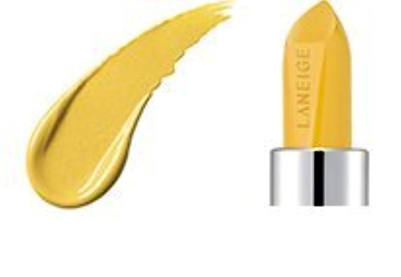 テロ熟読するブランド[2017 Renewal] LANEIGE Silk Intense Lipstick 3.5g/ラネージュ シルク インテンス リップスティック 3.5g (#250 Exotic Yellow) [並行輸入品]