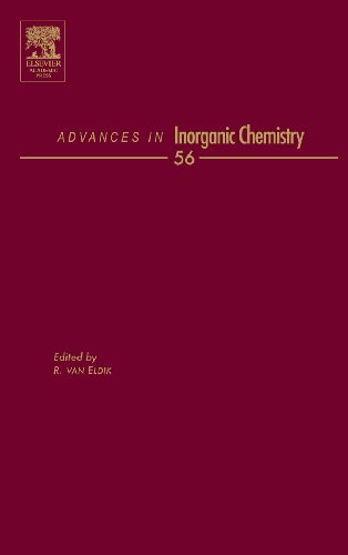 Download Advances in Inorganic Chemistry, Volume 56: Redox-active Metal Complexes 0120236567