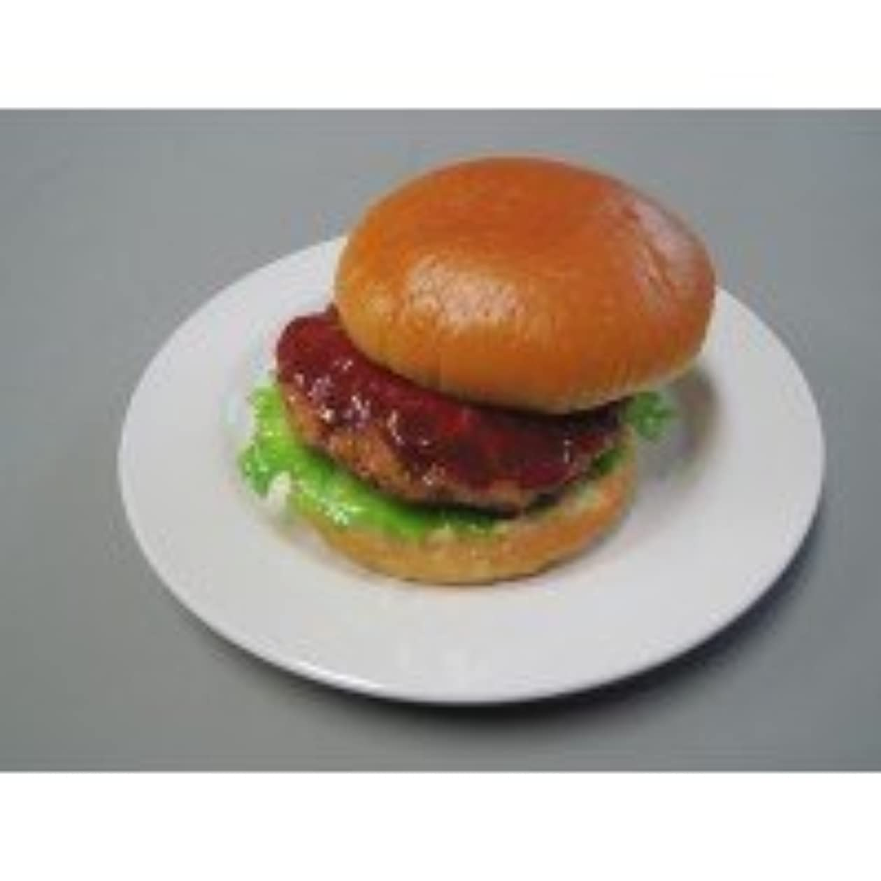 パーツ典型的なルアー日本職人が作る 食品サンプル ハンバーガー IP-198