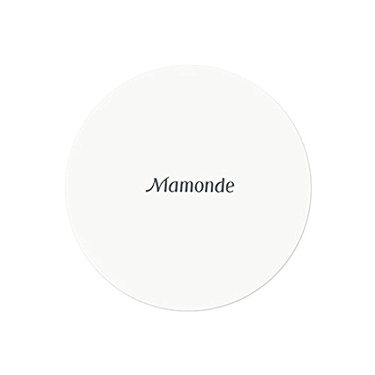 阻害する口述する作り上げる[New] Mamonde Cotton Veil Powder 15g/マモンド コットン ベール パウダー 15g [並行輸入品]