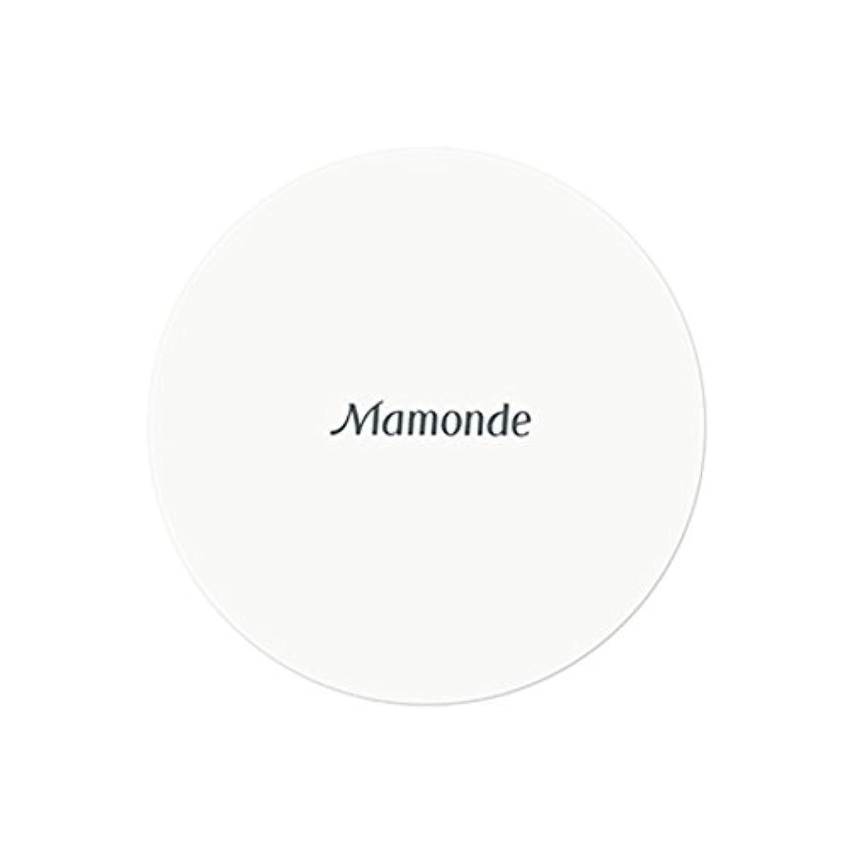 おもしろい暗くするくびれた[New] Mamonde Cotton Veil Powder 15g/マモンド コットン ベール パウダー 15g [並行輸入品]