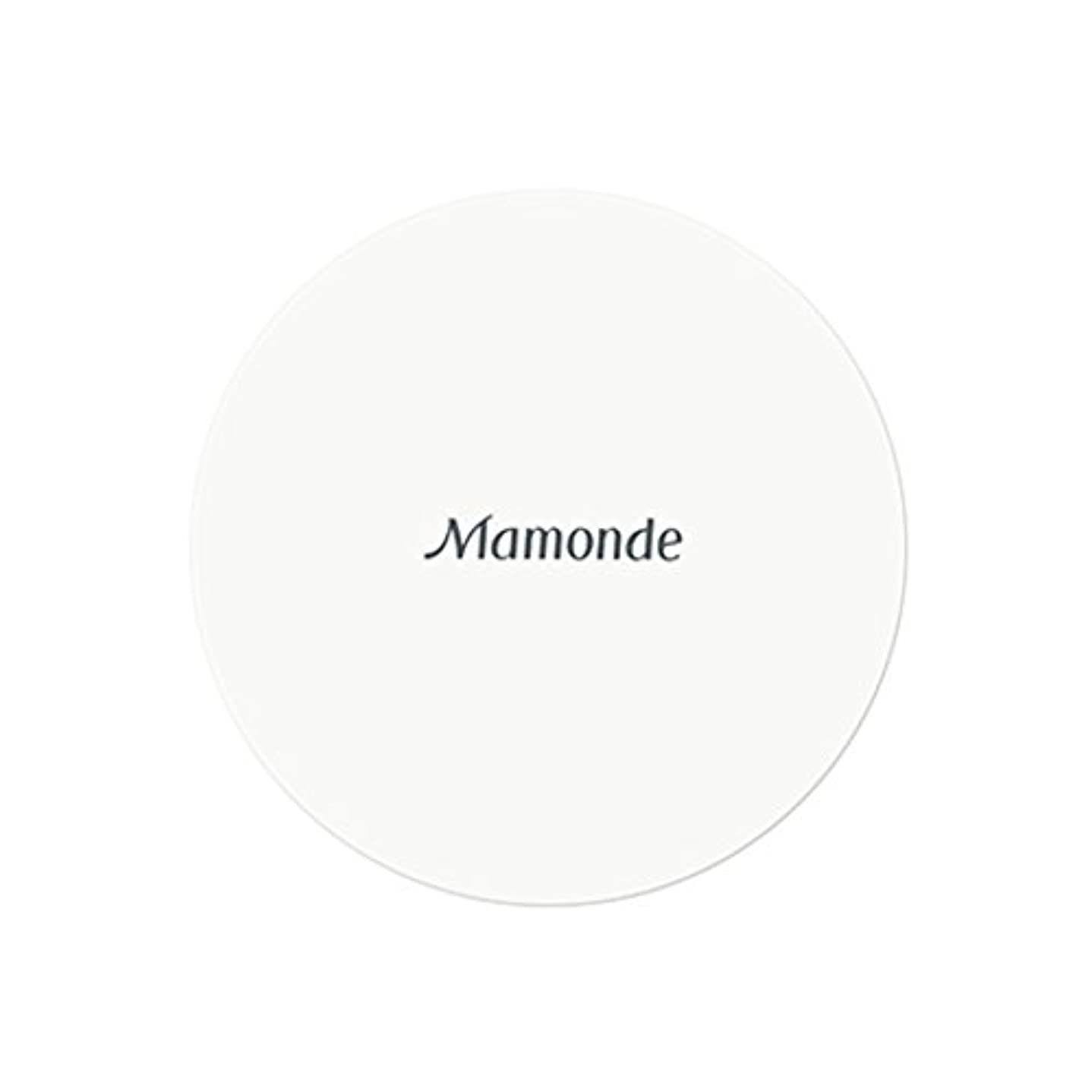 着替える成長する爪[New] Mamonde Cotton Veil Powder 15g/マモンド コットン ベール パウダー 15g [並行輸入品]