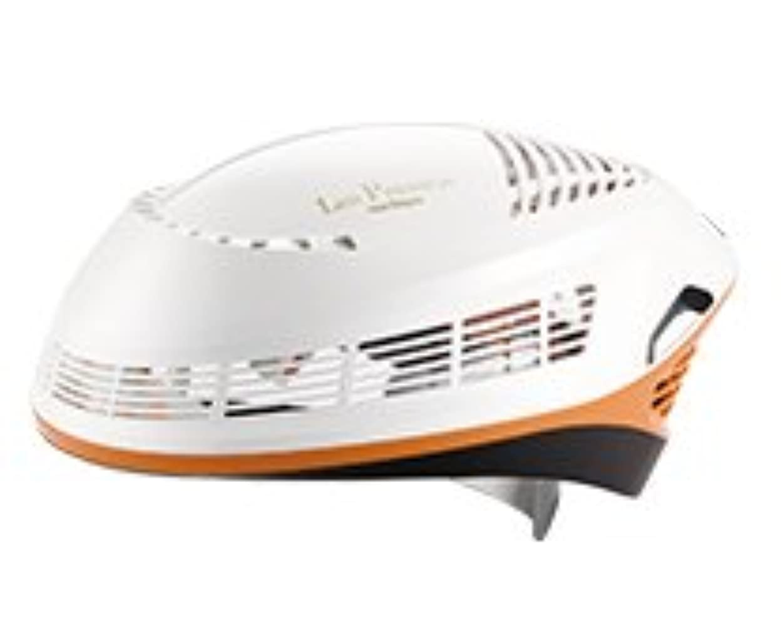 半ば床を掃除する私達【頭皮ケア用LED照射機】 へアリプロ LEDプレミアム ヘアケア 美容機器 (パールホワイト)